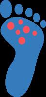 Podologo Debora Romaggi a Chiavari - Cura del Piede Diabetico